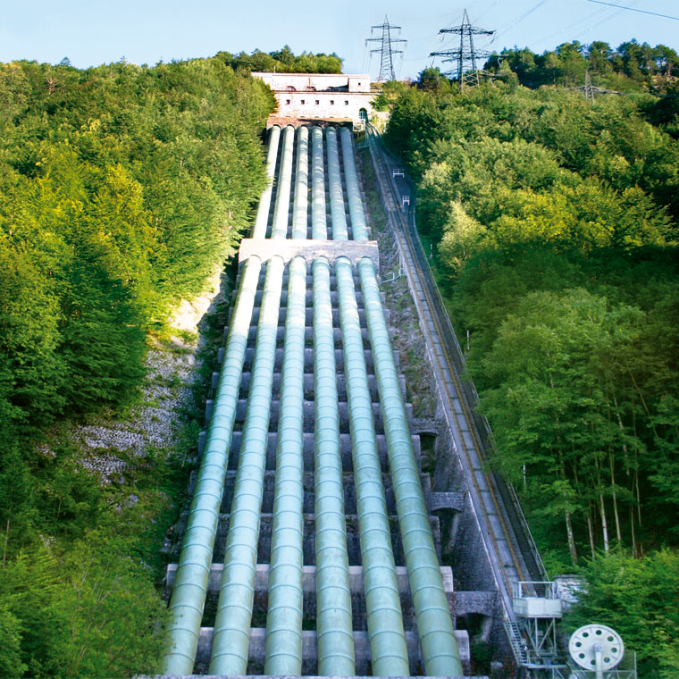 Walchenseekraftwerk