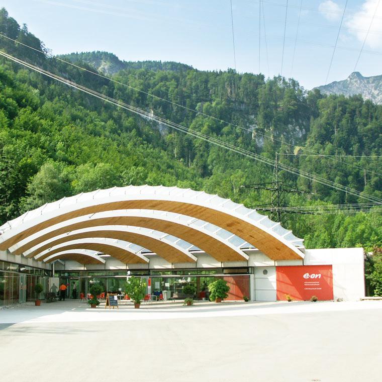 Informationszentrum des Walchenseekraftwerkes